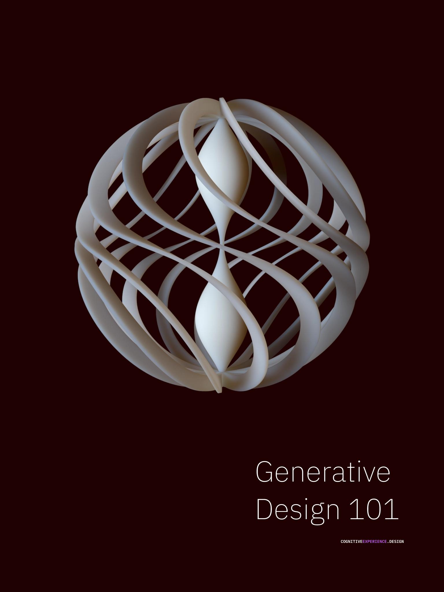 Generative Design 101
